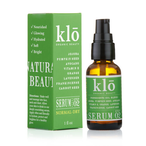 Klo Organic Beauty Normal-Dry Serum