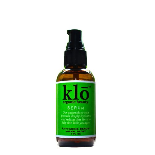 Klō Organic Beauty serum for normal-dry skin